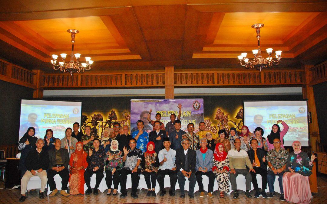 Purna Tugas Dr. Ir. Agung Suryanto, M.S