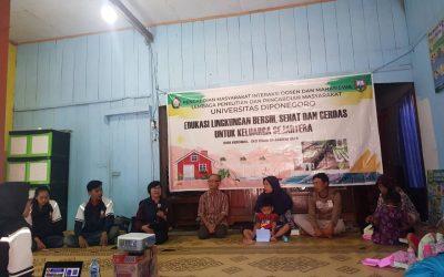 Edukasi Masyarakat Dusun Bambangan